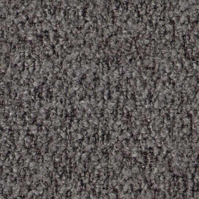 Bukle Döşemelik Antrasit Kumaş Teddy 56