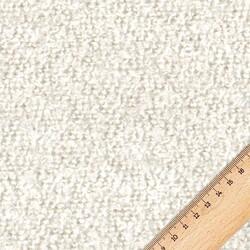 Bukle Döşemelik Beyaz Kumaş Teddy 00 - Thumbnail