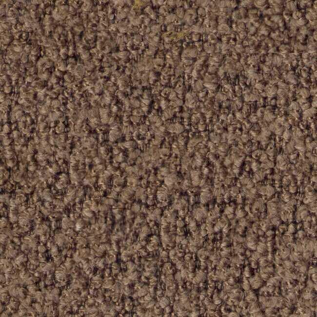 Bukle Döşemelik Kahverengi Kumaş Teddy 54