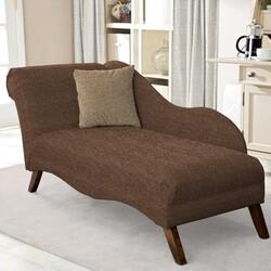 Kumaşçı Home - Bukle Döşemelik Kahverengi Kumaş Teddy 54 (1)