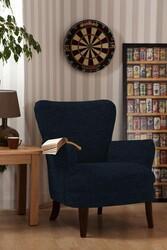Kumaşçı Home - Bukle Döşemelik Mavi Kumaş Teddy 37 (1)