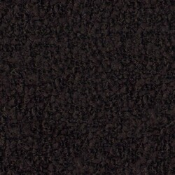 Bukle Döşemelik Siyah Kumaş Teddy 02 - Thumbnail