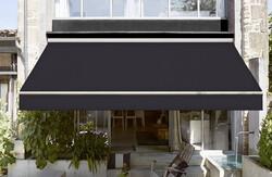 CORTİ - Corti Antrasit Renk Tentelik Kumaş 8000-345 (1)