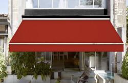 CORTİ - Corti Kiremit Rengi Tentelik Kumaş 8000-409 (1)