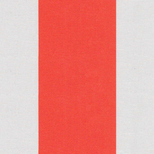 Corti Kırmızı Beyaz Tentelik Kumaş 8000-376