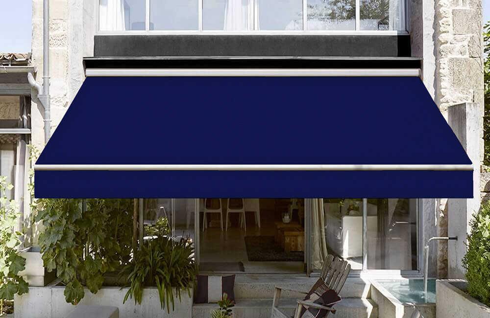 Corti Koyu Mavi Tentelik Kumas 8000-440
