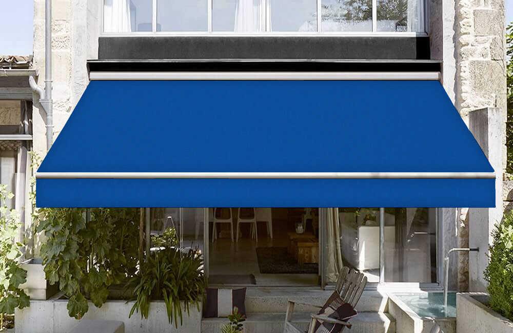 Corti Mavi Tentelik Kumaş 8000-359