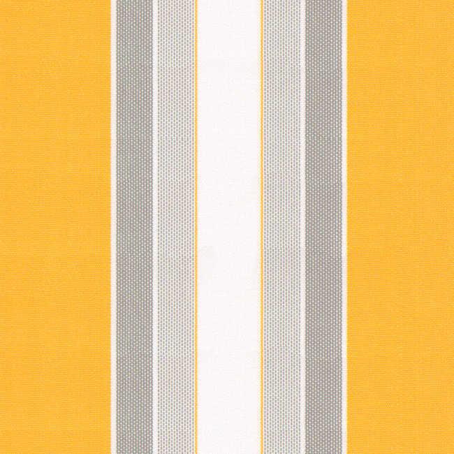 Corti Sarı Gri Çizgili Tentelik Kumaş 8000-605