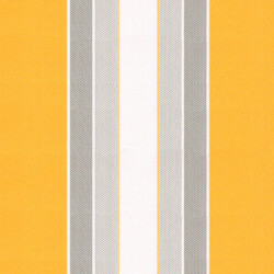 Corti Sarı Gri Çizgili Tentelik Kumaş 8000-605 - Thumbnail