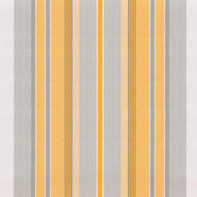 Corti Sarı Gri Çizgili Tentelik Kumaş 8000-626