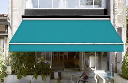 CORTİ - Corti Turkuaz Renk Tentelik Kumaş 8000-397 (1)