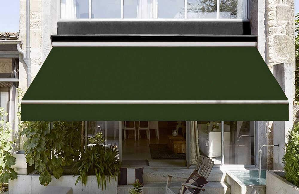 Corti Yeşil Tentelik Kumaş 8000-132