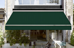 CORTİ - Corti Yeşil Tentelik Kumaş 8000-365 (1)