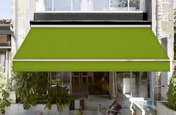 CORTİ - Corti Yeşil Tentelik Kumaş 8000-395 (1)