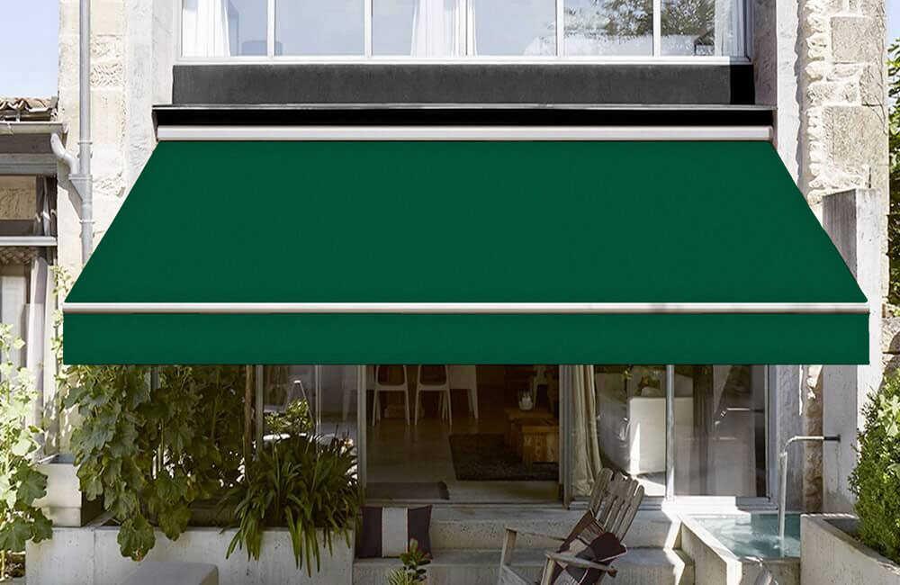 Corti Yeşil Tentelik Kumaş 8000-468