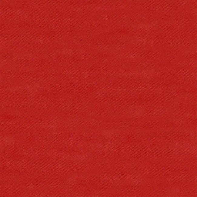 Döşemelik Kadife Kumaş Kırmızı Palermo 1258/A