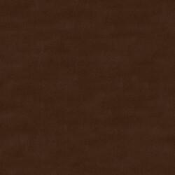 Kumaşçı Home - Döşemelik Kadife Kumaş Koyu Kahve Palermo 1210/A