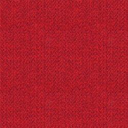Kumaşçı Home - Döşemelik Kırmızı Keten Kumaş Liam Balıksırtı 50-1801