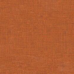 Kumascihome - Döşemelik Oranj Keten Kumaş Mirla 50300