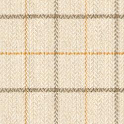 Kumaşçı Home - Ekose Döşemelik Keten Kumaş Liam 50-1100