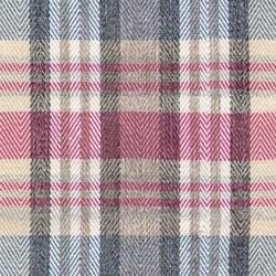 Kumaşçı Home - Ekose Keten Döşemelik Kumaş Tijen 60 - 1201