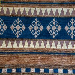 Kumaşçı Home - Kilim Desenli Döşemelik Kumaş Beran 1400 A
