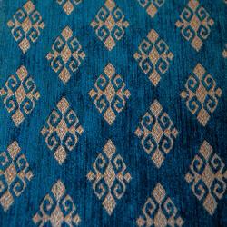 Kumaşçı Home - Kilim Desenli Döşemelik Kumaş Beran 1400 C