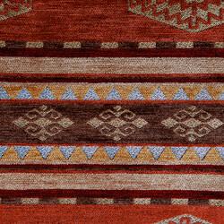 Kumaşçı Home - Kilim Desenli Döşemelik Kumaş Beran 7700 A