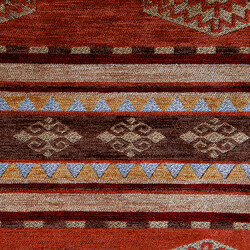 Kumascihome - Kilim Desenli Döşemelik Kumaş Beran 7700 A