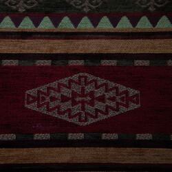 Kumaşçı Home - Kilim Desenli Döşemelik Kumaş Beran 7702 A