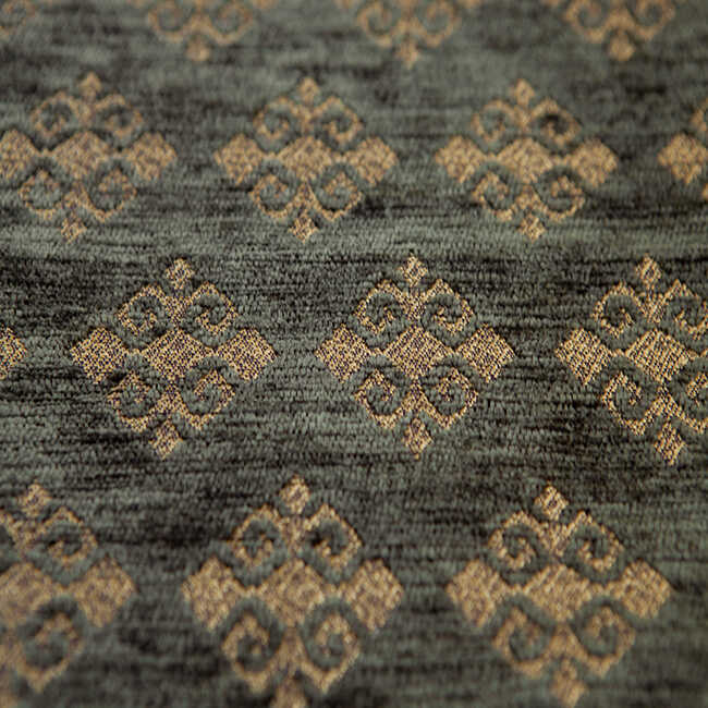 Kilim Desenli Döşemelik Kumaş Beran 7702 C