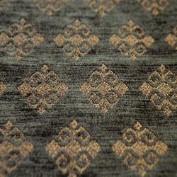 Kumaşçı Home - Kilim Desenli Döşemelik Kumaş Beran 7702 C