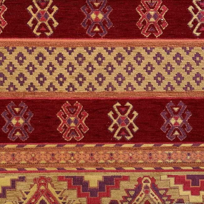 Kilim Desenli Kumaş Tarih 1200 A