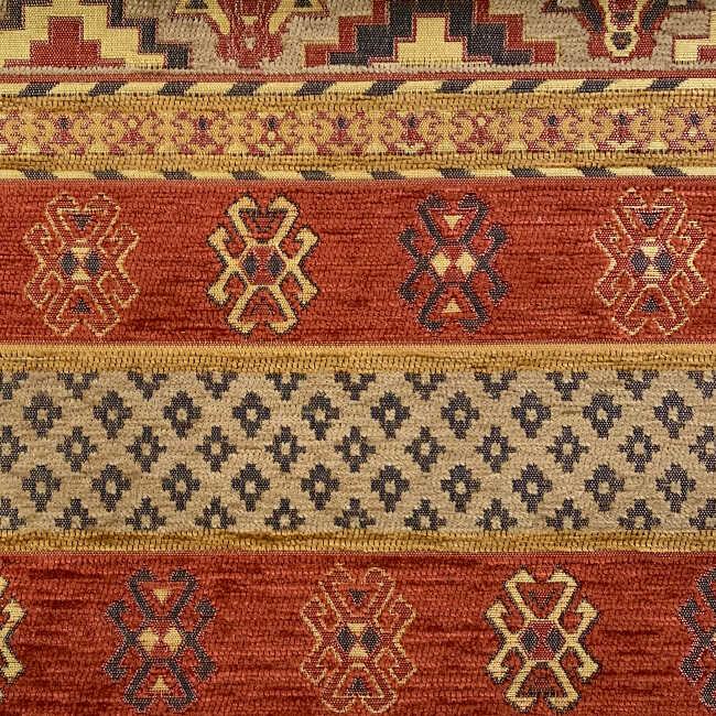 Kilim Desenli Kumaş Tarih 1202 A