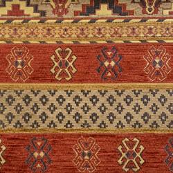 Kumaşçı Home - Kilim Desenli Kumaş Tarih 1202 A