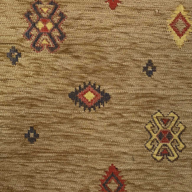 Kilim Desenli Kumaş Tarih 1202 B