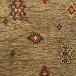 Kumaşçı Home - Kilim Desenli Kumaş Tarih 1202 B