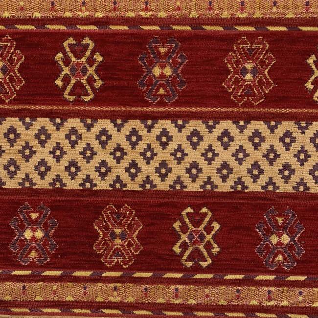 Kilim Desenli Kumaş Tarih 1203 A