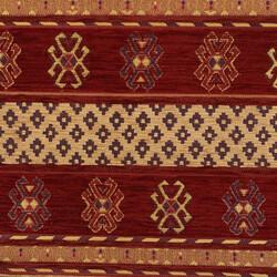 Kumaşçı Home - Kilim Desenli Kumaş Tarih 1203 A