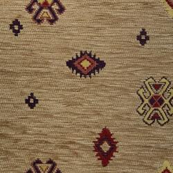 Kumaşçı Home - Kilim Desenli Kumaş Tarih 1203 B