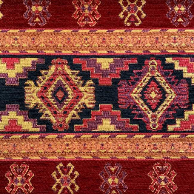 Kilim Desenli Kumaş Tarih 1205 A