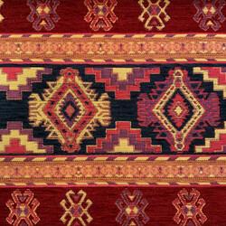 Kumaşçı Home - Kilim Desenli Kumaş Tarih 1205 A