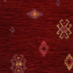 Kumaşçı Home - Kilim Desenli Kumaş Tarih 1205 B