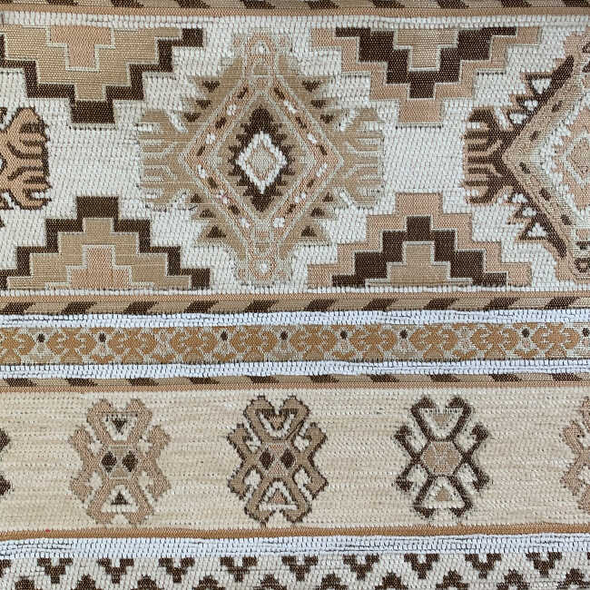 Kilim Desenli Kumaş Tarih 7200 A