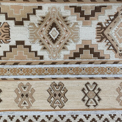 Kumaşçı Home - Kilim Desenli Kumaş Tarih 7200 A