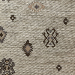Kumaşçı Home - Kilim Desenli Kumaş Tarih 9100 B
