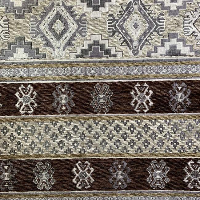 Kilim Desenli Kumaş Tarih 9101 A