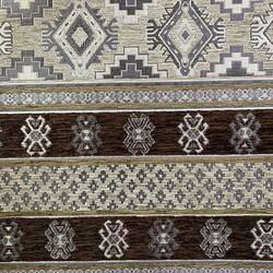 Kumaşçı Home - Kilim Desenli Kumaş Tarih 9101 A