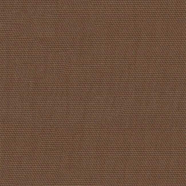 Pamuklu Döşemelik Kahverengi Kanvas Kumaş 1023
