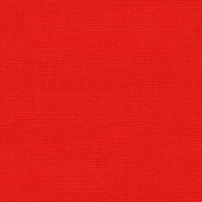 Pamuklu Döşemelik Kırmızı Kanvas Kumaş 1019